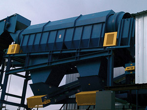 Trommel Screens For Scrap Amp Waste Processing