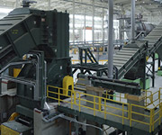 Aluminum Shredding & Separation System