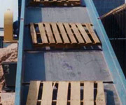 Wood Pallet Shredding System