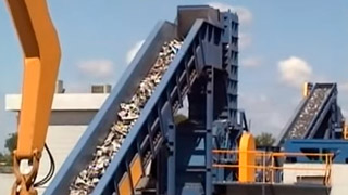 Two-Stage Aluminum Shredding